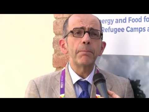 Energy and Food for Development in Refugee Camps and Informal Settlements