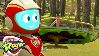 Space Ranger Roger | Roger-Go-Round | HD Full Episodes 13 | Videos For Kids