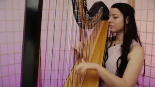 Zelda's Lullaby (from The Legend of Zelda series) [Koji Kondo] // Amy Turk, Harp