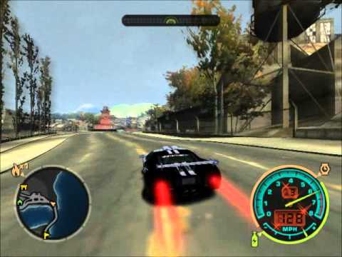 Best Turbo Trainer >> Need for Speed Most Wanted Black edition 1.3 (unlimited turbo) - YouTube