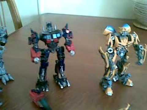 Transformer Robot Replicas