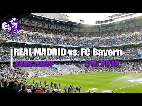 FANS RMCF - REAL MADRID vs FC Bayern - NOS VAMOS A KIEV! thumbnail