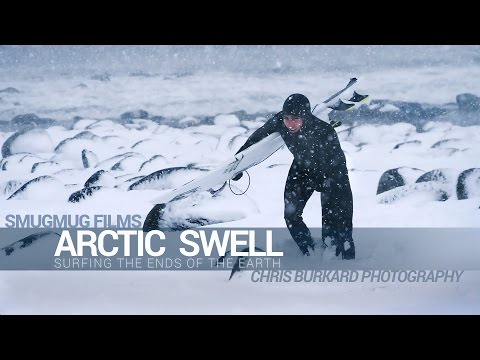 Thumbnail of video Arctic Swell - Surfing the Ends of the Earth