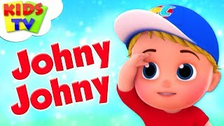 Johny Johny | Johnny Johnny Mix | Junior Squad Cartoons | Nursery Rhymes & Children Song - Kids TV
