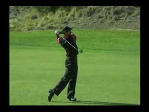 Tiger Woods Golf Swing - Full Analysis in Slow Motion