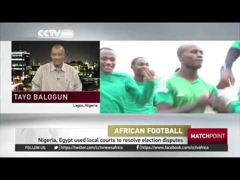 Nigeria, Egypt cautioned by FIFA over gov't interference