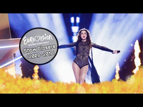 Eurovision Show-Closers ( 2009 - 2019 )   Grand Final & Semi-Final