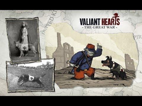 Valiant Hearts: The Great War - Обзор [Владимир Иванов]