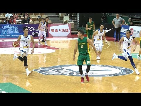 Highlights: Philippines vs. Lithuania | Jones Cup 2018