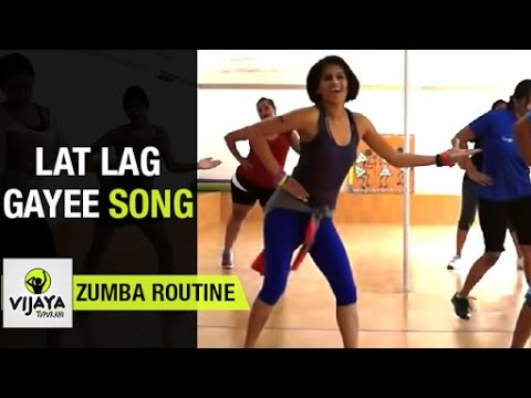 Lat Lag Gayee (race 2) | Zumba® Routine By Vijaya video