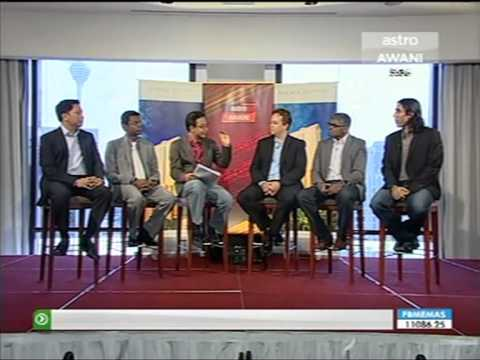 Malaysian Sports Industry  Forum (Football ) 2012 part 3