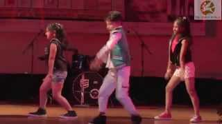 DID Little Master - Om Chettri - Bollywood Style Dance at Gangtok Extravaganza - Sikkim