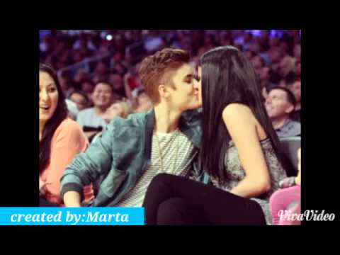 Justin Bieber & Selena Gomez Just the way you are
