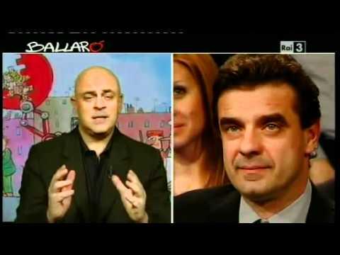 MAURIZIO CROZZA – Ballarò 17/04/2012 – Il M5S terrorizza i partiti!