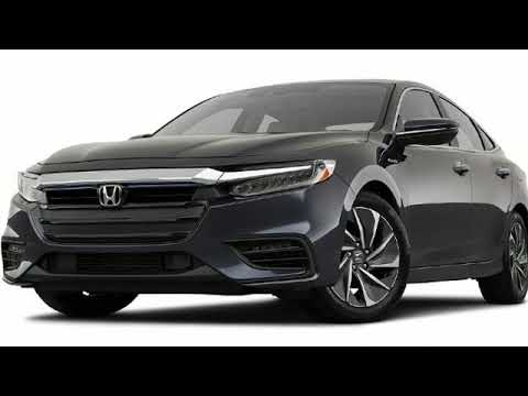 2019 Honda Insight Video