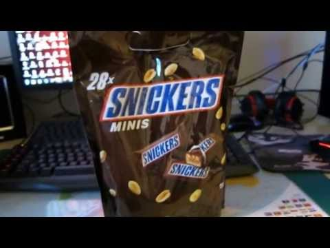 MINI SNICKERS
