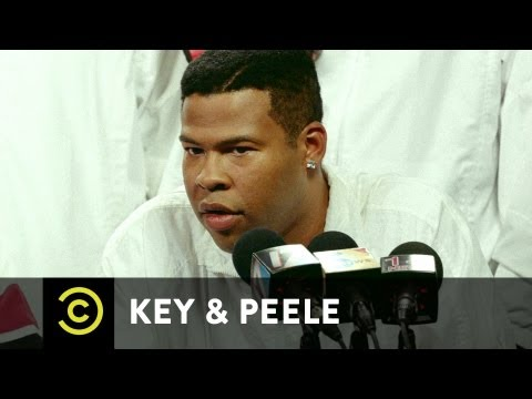 Key & Peele - Boxing Press Conference