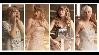 Every Old Taylor Swift in Look what you make me do  Music Video 8.5 MB
