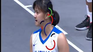 SEA Games 2019: 3x3 Basketball Women's Finals PHL vs THA (Full game and awarding)