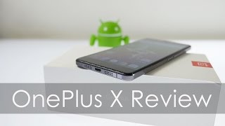 OnePlus X Review The Stylish Compact Phone from OnePlus