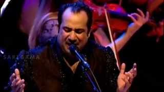 Rahat Fateh Ali Khan Tere Bin Nahi Lagda Live Performance With Symphony Orchestra In The Memory Of