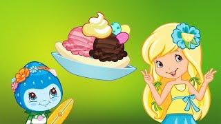 Bán Kem, Nâng Cấp Xe, Xây Tháp Lửa Ở Bãi Biển #11 - Lemon - Strawberry Shortcake Ice Cream Island
