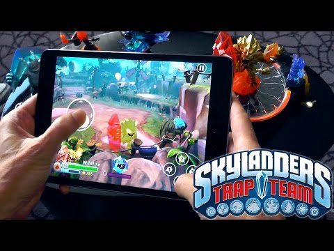 Skylanders Trap Team Mobile - Full Console Game on iPad, Kindle, Android