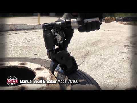ESCO Manual Bead Breaker