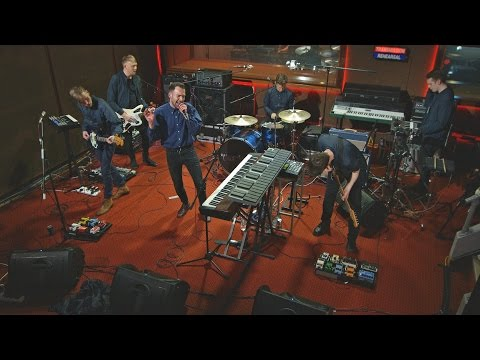Dutch Uncles live from Old Granada Studios