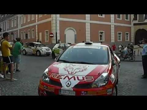 Raliul Sibiului 2012 Prezentare