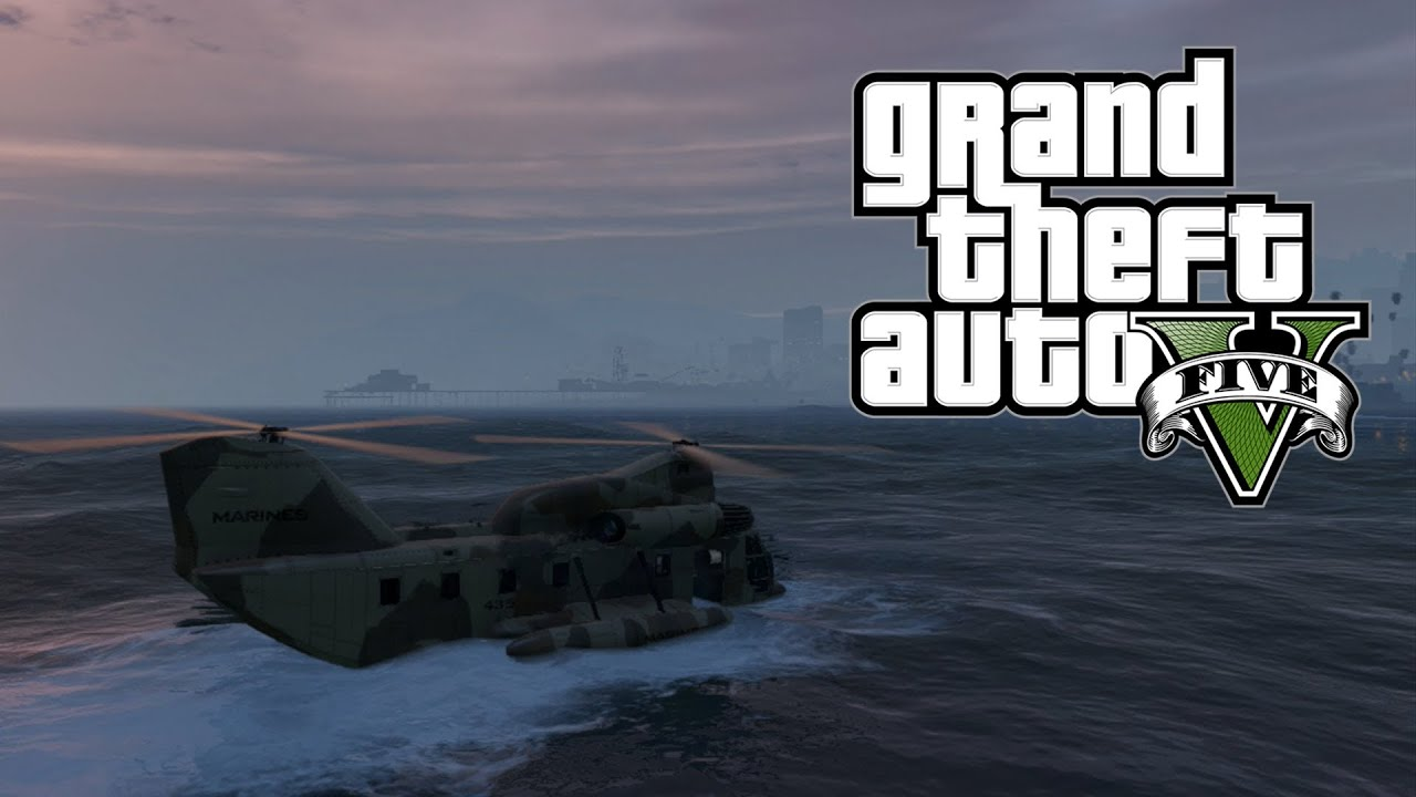 Gta 5 Cargobob Location Online Gta 5 Online How to Use The