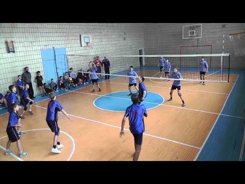 Фестиваль детского Волейбола