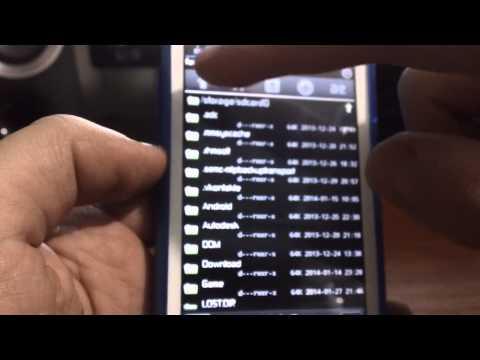 Como Trasnformar La Sd Externa En La Memoria Interna De Tu Sony Xperia