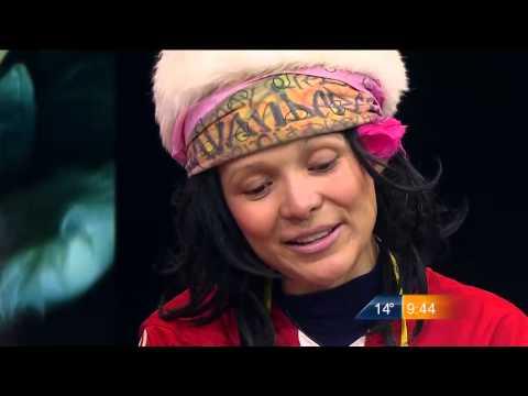 Las Noticias - Entrevista con Karla Luna