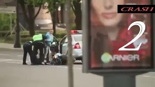 Russian Car Crash Compilation # 2 September 2015