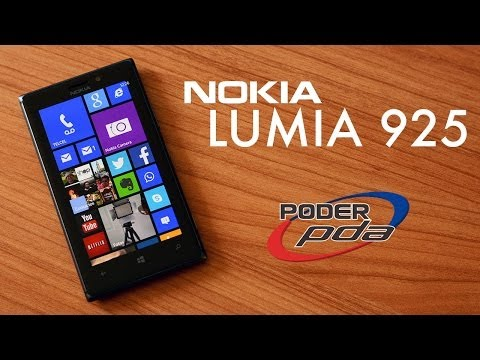 Nokia Lumia 925 - Análisis en Español HD