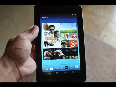 First Look: Hisense Sero 7 Pro Android Tablet From Walmart