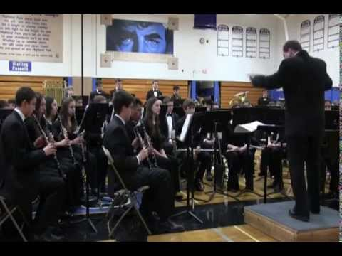 Scott Greene, Clarinet Soloist performs Flight of the Bumblebee with HPHS Wind Symphony