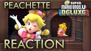 What Happens When Peachette Saves Peach? - New Super Mario Bros. U Deluxe