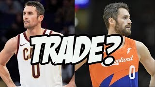 Will Kevin Love Be Traded This Season? 2020 NBA