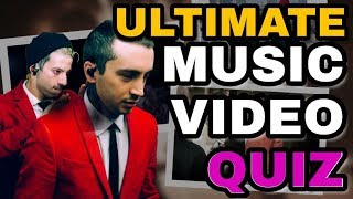 THE ULTIMATE Twenty One Pilots MUSIC VIDEO QUIZ ! (Hard)