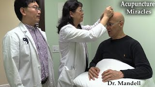 The Miracles of Acupuncture...How and Why Acupuncture Works (Demonstration) - Dr Alan Mandell, DC