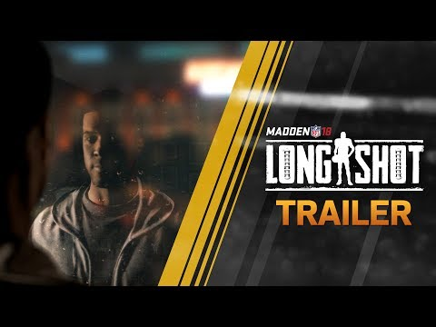 Madden 18 Longshot Official Reveal