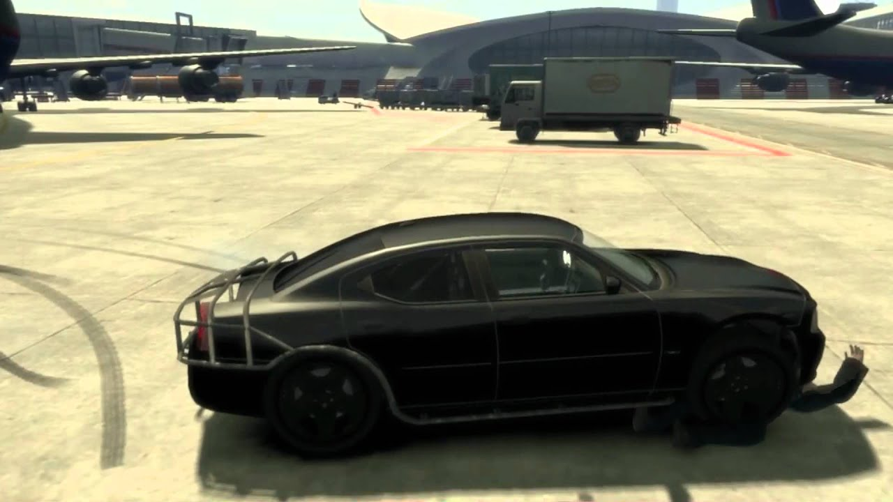 Gta Dodge Charger Mod Fast Five Youtube