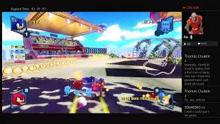 Team Sonic Racing The Drive of Your Life
