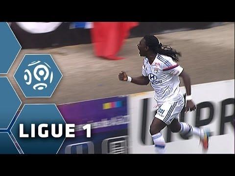 But Bafetimbi GOMIS (14') - Olympique Lyonnais-SC Bastia (4-1) - 27/04/14 - (OL-SCB)