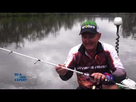 How to chase Jacks on lures with Jason Medcalf