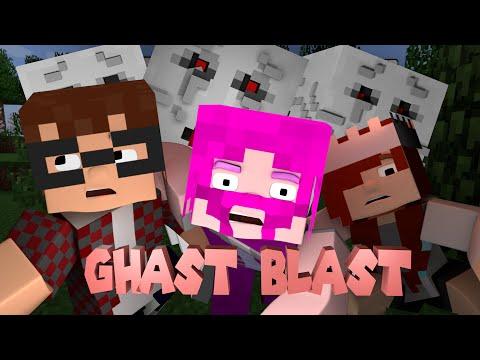 Minecraft Minigame GHAST BLAST!