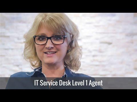 TATA Consultancy Services – IT Service Desk Level 1 Agent