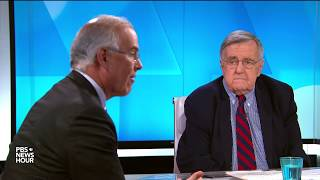 Shields and Brooks on family separation at the border, remembering Charles Krauthammer